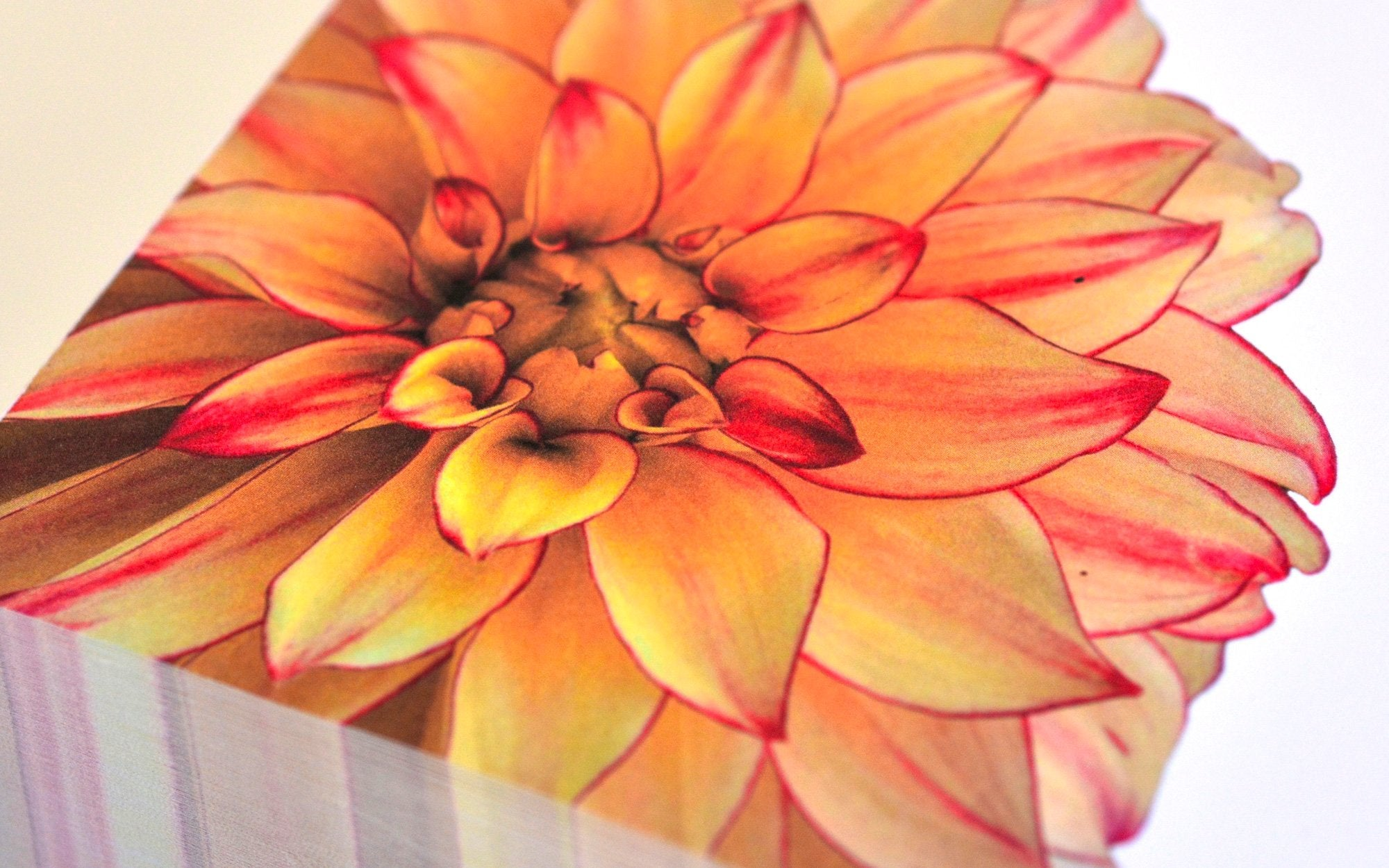 Botanicals - Yellow Dahlia
