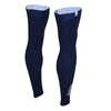 Unisex Leg Warmers Thermal Navy