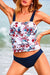 Meaningful Life Printed Tankini Set