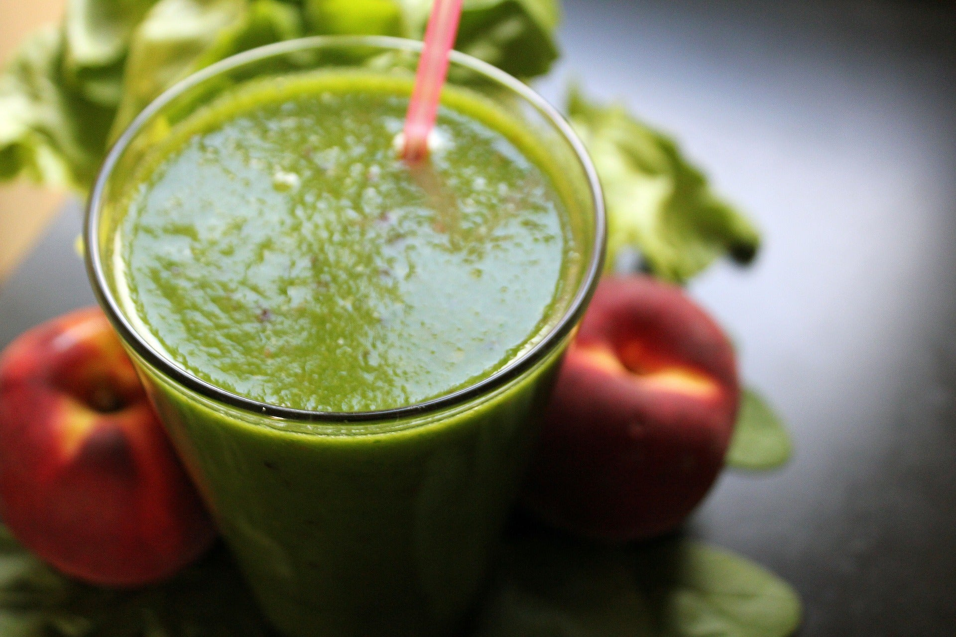 Get Glowing Green Recovery Smoothie