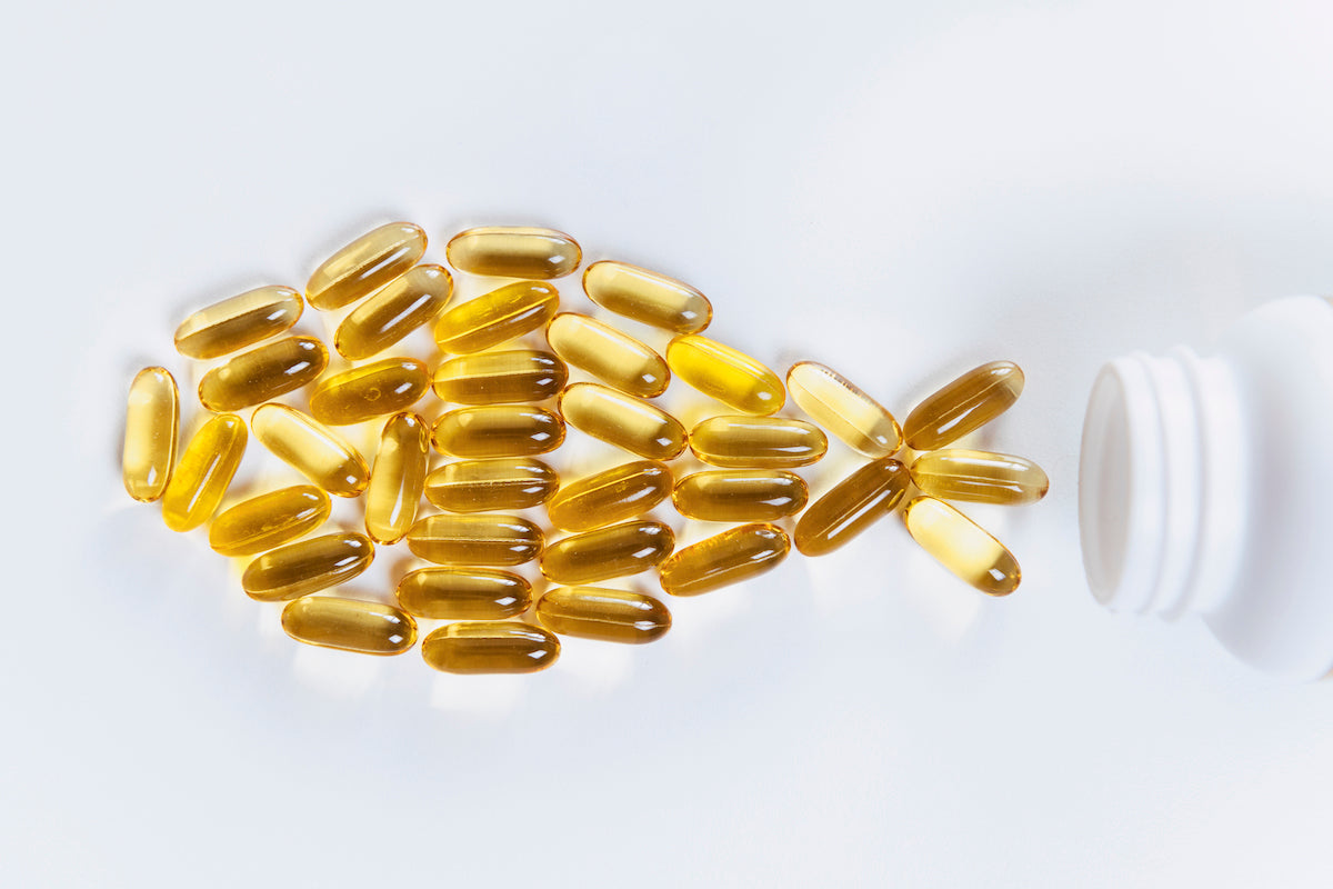 Here's What A Daily Omega-3 Fish Oil Does To Your Body