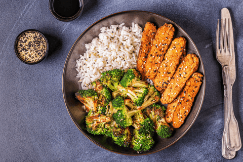 Fermented foods to add to your diet: tempeh