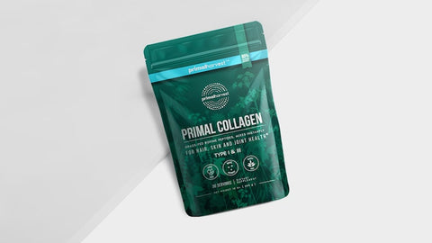 Where does collagen come from?