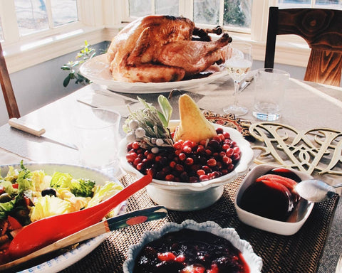 Healthy Thanksgiving Alone