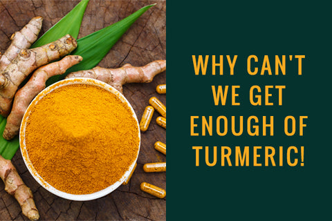Taking Turmeric