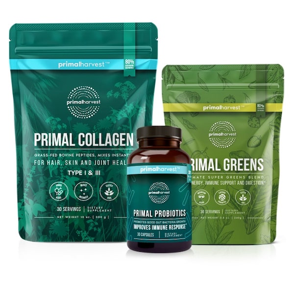 Primal Daily Morning Essentials