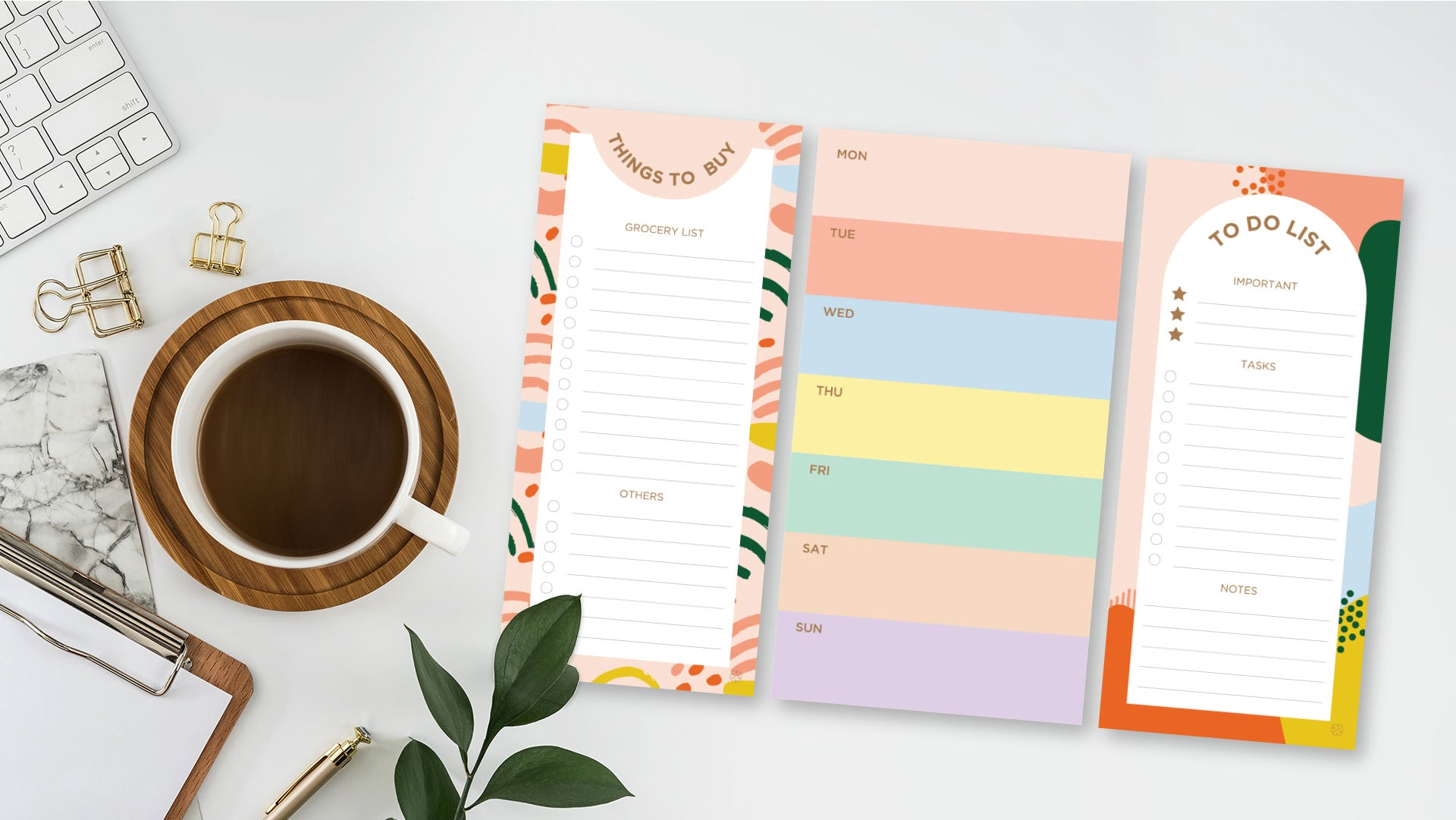 Hello Oriday - How to Work from Home and Still Be Fun and Productive - Make a To-do List and Play a Cross-off Game