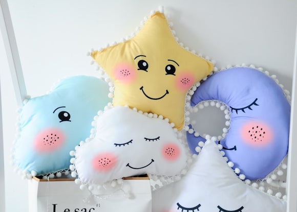 Lovely Sky Series Pillow
