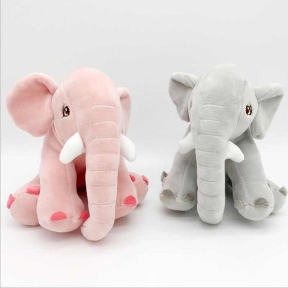 Plushed Elephant Toy