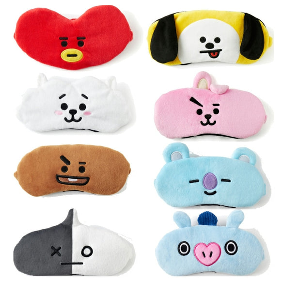 Cartoon Eye Mask