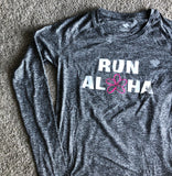 W's Run Aloha EZ-Tee Long Sleeve