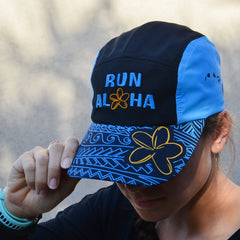 Run Aloha Headsweats Hat