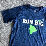M's Run Big EZ-Tee - Eclipse