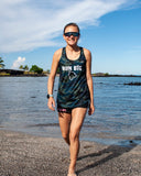 W's Run Big NB Accelerate Singlet - Camo