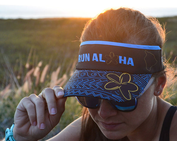 Run Aloha Supervisor - Blue/Black/Yellow