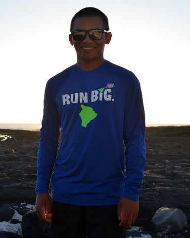 M's Run Big NB Accelerate LS