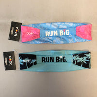 Run Big BOCO Elastic-Backed Headband