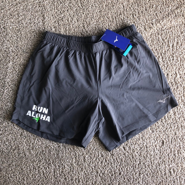 "W's Run Aloha Core Short 5"" - Magnet"