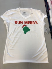 W's Run Merry Short Sleeve