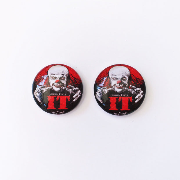 The 'IT' Glass Earring Studs
