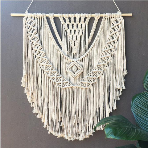 Macrame Wall Decor
