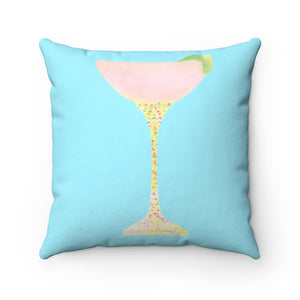 Cosmopolitan Square Pillow