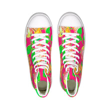 Load image into Gallery viewer, Bliss Hightop Canvas Shoe