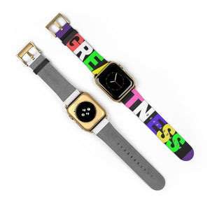 Greatness Watch Band