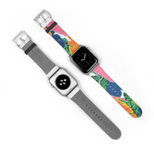 Load image into Gallery viewer, Tropical Watch Band