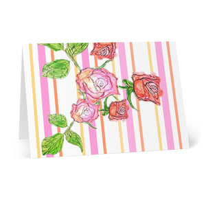 Bloom Greeting Cards (8 pcs)