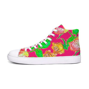 Bliss Hightop Canvas Shoe
