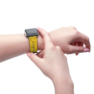 Keep Going Watch Band