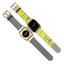 Load image into Gallery viewer, Smile Watch Band