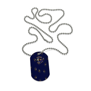 Third Eye cluster Dog Tag