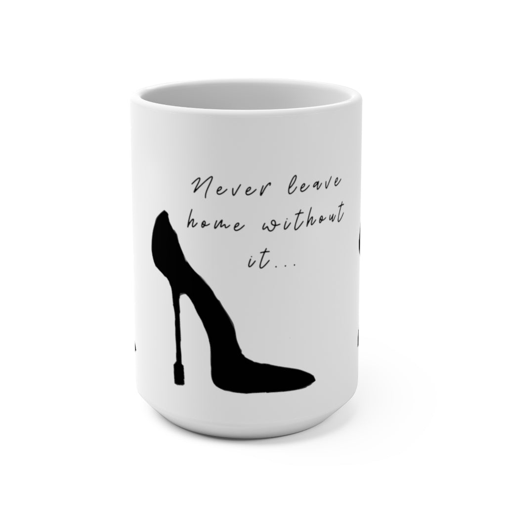 Stiletto heel Mug 15oz