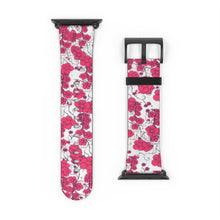 Load image into Gallery viewer, Cherry Blossoms Watch Band