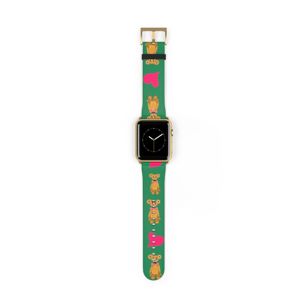 Love Teddy Watch Band