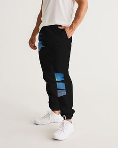"""Blue Sky"" Men's Track Pants"