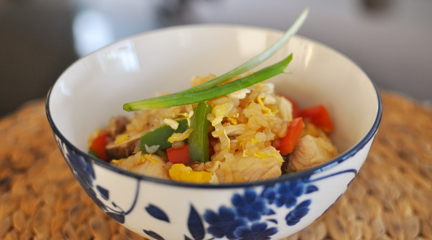 low carb chinese fried rice konjac