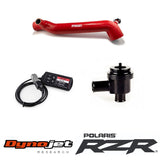 Dynojet Charge Tube + BOV + Powervision ECU Tuner for 2020 Polaris RZR PRO XP
