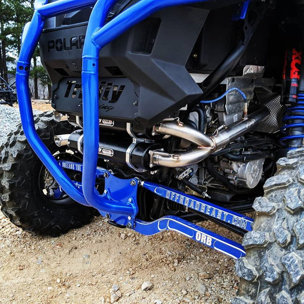 Trinity Racing 2020 RZR PRO XP Full Dual Exhaust System