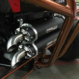 Trinity Racing 2018-2020 RZR RS1 Stage 5 Full Dual Exhaust System