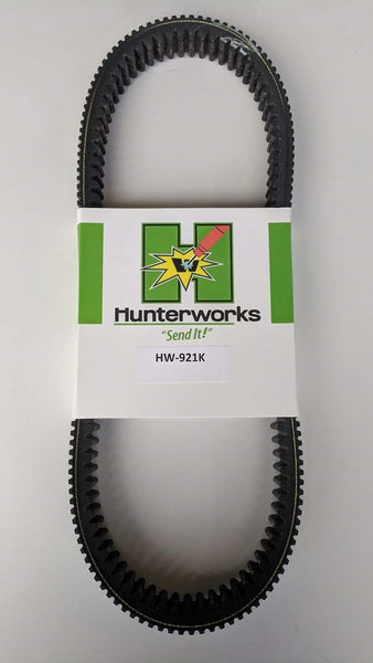 Hunterworks Severe Duty CVT Drive Belt for 2011-2020 Polaris RZR XP 1000/ XP 900/ Ranger/ General
