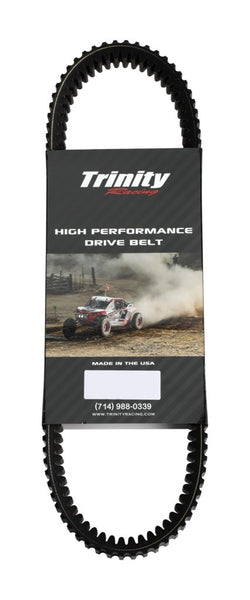 Trinity Racing Sand Storm Heavy Duty CVT Belt for Polaris RZR Turbo/ Turbo S/ RS1