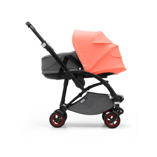 Bugaboo Bee5 carrycot complete - Coral (Limited Edition)