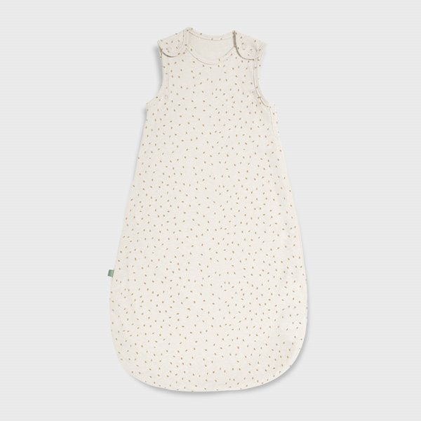 Organic Baby Sleeping Bag 1.0 Tog - Rice Print