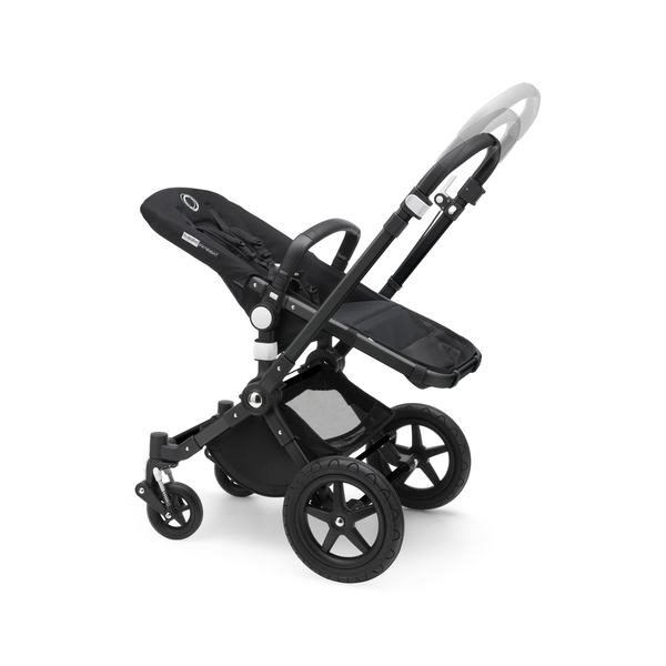 Bugaboo Cameleon3 Plus Complete ALL BLACK