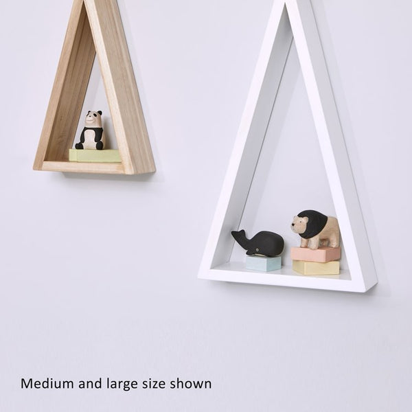 Snuz Teepee Shaped Nursery Shelf