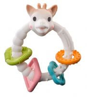 So Pure Multi Textured Teether