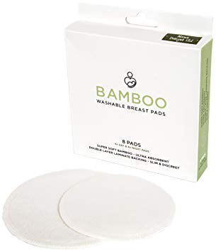 Bamboo Breastpads